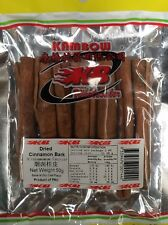 Cinnamon BARK STICK Cinnamomum zeylanicum,Dried SPICE 50g