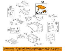 Lexus TOYOTA OEM 04-06 ES330 Center Console-Lid Cover Top Assy 5890533280B2