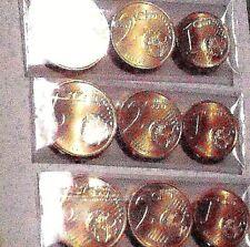 Pièces Euro Pour 5 Cent Année 2001 Ebay