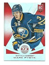 Mark Pysyk Sabres 2013-14 Totally Certified RC Mirror Platinum Red Rookie 16/25
