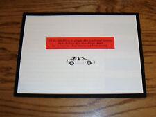 Original 1993 Saturn Full Line Sales Brochure 93 SL SL1 SL2 SW1 SW2 SC1 SC2
