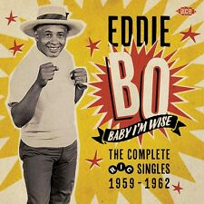 Eddie Bo - Baby I'm Wise: The Complete Ric Singles 1959-1962 (CDCHD 1429)