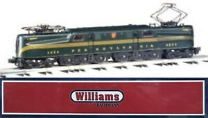 Williams Bachmann 41806 PRR/Pennsylvania Green 5S GG-1 Electric Engine O-Gauge