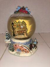 Christmas Around The World Snow Globe