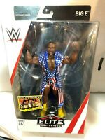 WWE WWF Elite Collection Big E Figure 2018