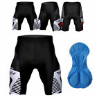 Men Road Mountain MTB Bike Bicycle Cycle Gel 3D Padded Shorts Riding Pants M-3XL