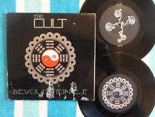 CULT Revolution E.P. 2x 45rpm 7