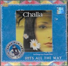 CHALLA - SAD SONGS FROM PUNJABI FILMS - BRAND NEW CD - FREE UK POST