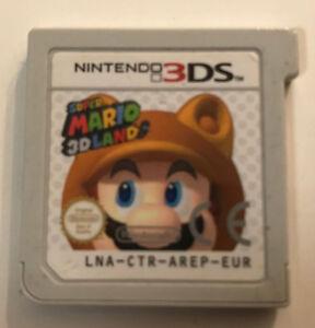 Nintendo 3DS Spiel - Super Mario 3D Land