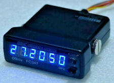 Galaxy FC347 Blue Color 6 Digit Frequency Counter for DX CB & 10 Meter Radio