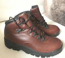 DUNHAM STORM Cloud 7 Hiking Boots Brown Leather Women's 5750BR Size 9 2E NEW!!!
