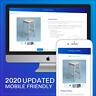 eBay Responsive Listing Template Mobile Friendly Design 2020