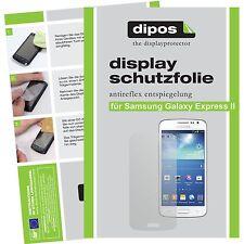 Samsung Galaxy Express 2 Pellicola Prottetiva Antiriflesso Proteggi Schermo