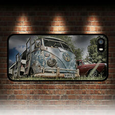 RUSTY VW CAMPER CAMPERVAN PHONE CASE IPHONE 5 5S SE 5C 6 6S 7 8 PLUS X XR MAX 11