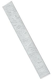 OA Legend Strip White Ghost Felt Background Plastic Back Order of the Arrow Sash