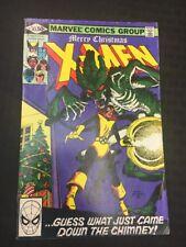 1981 Marvel Uncanny X-Men #143! Last John Byrne Issue! BV $50! Merry Christmas