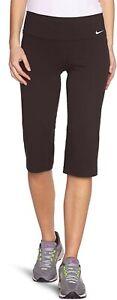 Nike Women's Legend 2.0 Black Capri Regular Dri-Fit Pants, size XS