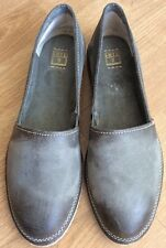 Frye Milly Aline Charcoal Gray Sunwash Nubuck Size 9 M