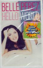 MUSICASSETTA -  BELLE PEREZ ?ï¾– HELLO WORLD   sigillata                      (2