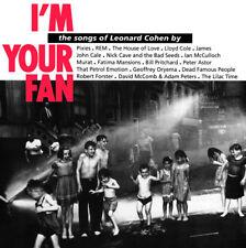 IM YOUR FAN SONGS OF LEONARD COHEN LP VINYL 33RPM NEW