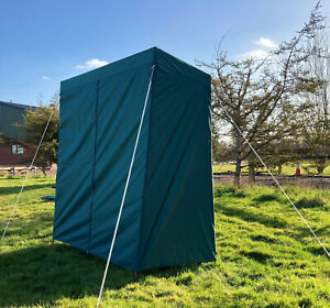 NLA VW double size utility toilet/ shower tent with steel frame C9851