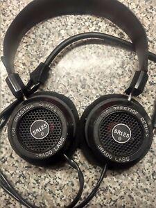 Grado SR125E Opened Back  Hi-Fi Headphones