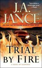 Trial by Fire: A Novel of Suspense (Ali Reynolds Series) - Good - Jance, J.A. -