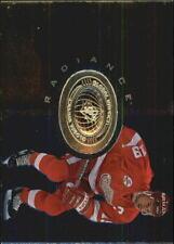 1998-99 (RED WINGS) SPx Finite Radiance #93 Steve Yzerman GI /3475