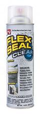 Flex Seal 14 oz Jumbo Can Liquid Rubber Spray Sealant Coating, Clear