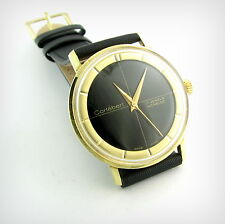 Vintage Watch...CORTEBERT....In House....Gold Plated.....Top Condition!!