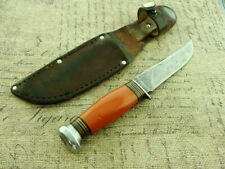 RARE ANTIQUE UNION CUTLERY CO KA BAR KABAR HUNTING SKINNING BOWIE KNIFE KNIVES