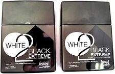 Lot of 2 Devoted Creations White 2 To Black Extreme Black Bronzer Tanning Lotion