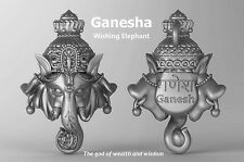 "Ganesha -""Wishing Elephant"" The god of wealth"
