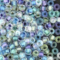 Miyuki Round Seed Beads Rocaille's Size 6/0 Serenity Mix 20GM (6-MIX08)