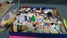 box lot of craft,thread,buttons and lots more some new some used sewing