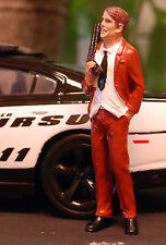 23923 American Diorama ladro III rapinatori, imbroglione, gangster, 1:24