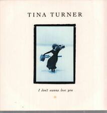 Tina Turner I Don't Wanna Lose You 12 Inch Vinyl Uk Capitol 1989 12Cl553