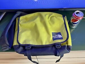 North Face Small Messenger Bag