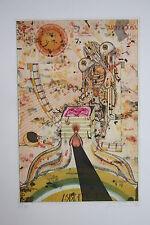 """Bremer, Uwe Rozès (1940) - fascicoli, fabbrica """"de mutantis"""" con 6 incisioni, 1972 X/XV"""