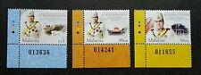 Silver Jubilee Sultan Kelantan Malaysia 2004 Royal King (stamp plate number) MNH