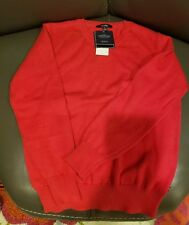 E-LAND BOYS RED SWEATER SIZE 12