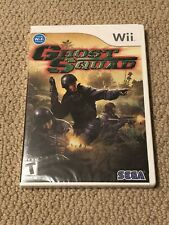 Ghost Squad (Nintendo Wii, 2007) - Factory Sealed