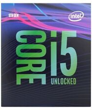 More details for ntel core i5-9600k 3.7 ghz skt1151 9mb cache boxed x933g824 (no - box)