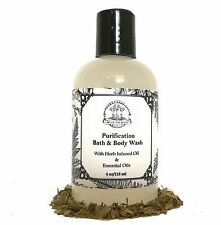 Purification Bath Gel for Cleansing & Purification Hoodoo Voodoo Wicca Pagan