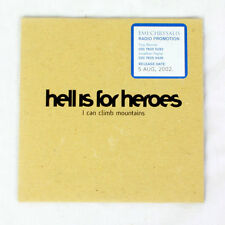 Hell Is For Heroes - I Can Climb Mountains - music cd ep