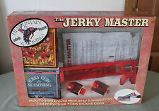 HI MOUNTAIN MASTER JERKY MAKER KIT AND SEASONINGS