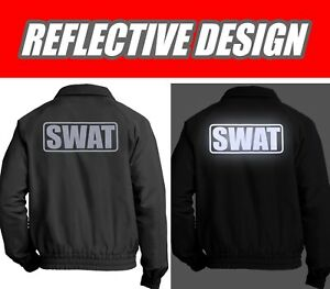 SWAT jacket, Economy, REFLECTIVE LOGO, SWAT charger jacket