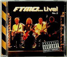 STATUS QUO- FTMO Live Vol.2 RARE Fan Club Only 2-CD USA Brazil Mexico Tour Diary