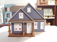 Clarkson Craftsman Cottage Dollhouse 1:24 scale