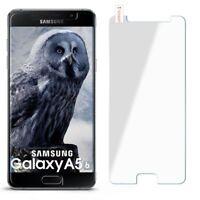 Panzer Glasfolie für Samsung Galaxy A5 2016 aus Hart Glas Klar Display Schutz